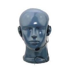 Casque Léger Microphone avec PTT Cassidian p2g - ESH03-MC