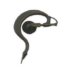 Oreillette Demi contour d'oreille, cable 90cm Connecteur coudé 3,5mm ES02-LA90